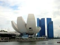 Singapore museum Arkivbild