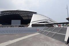 Singapore National Stadium. Royalty Free Stock Images