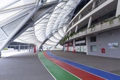 Singapore National Stadium. Royalty Free Stock Image