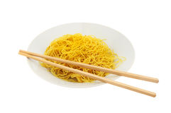 Singapore noodles Royalty Free Stock Photos