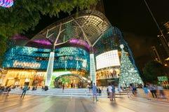 SINGAPORE - NOVEMBER 15 arkivfoton