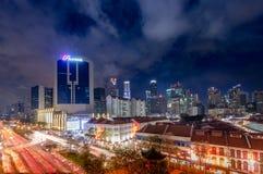 SINGAPORE - NOVEMBER 28 arkivbilder