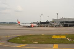 Singapore Changi Airport Royalty Free Stock Photography