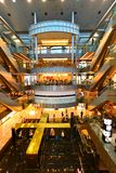 Singapore: Paragon shopping mall Royalty Free Stock Images