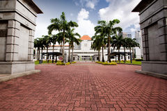 Singapore Parliament Royalty Free Stock Photos