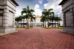 Singapore Parliament royalty free stock photos