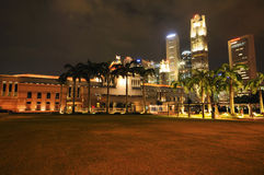 Singapore Parliament House Royalty Free Stock Photography