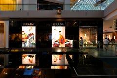 Singapore: Prada Royalty Free Stock Images