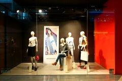 Singapore : Promod Retail Shop Royalty Free Stock Images