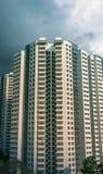 Singapore public residential housing apartment in Bukit Panjang. Stock Photos