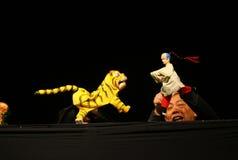 Singapore puppet Royalty Free Stock Photos