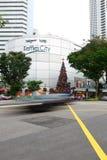 Singapore : Raffles City Royalty Free Stock Photo