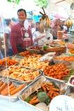 Singapore : Ramada bazar Royalty Free Stock Photography