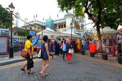 Singapore : Ramada bazar Royalty Free Stock Images