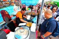 Singapore : Ramada bazar Stock Photo