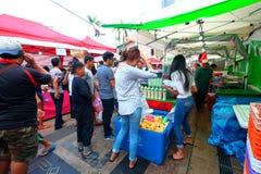 Singapore : Ramada bazar Royalty Free Stock Photos