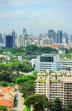 Singapore real estate Stock Photos