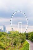 Singapore reklamblad Royaltyfria Foton