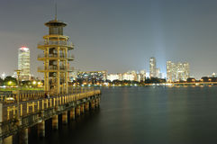 Singapore Reservoir Stock Image