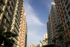 Singapore residential Stock Photos