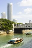 Singapore River Stock Photography