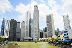 Singapore  river Stock Photo