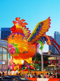 Singapore`s Chinatown - Year of the Rooster Stock Photos