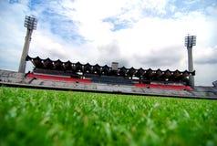 Singapore's National Stadium Stock Photo