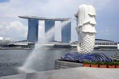 Singapore scenery Royalty Free Stock Photography