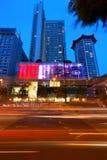 Singapore: Scotts Square Stock Photo
