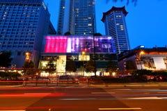 Singapore: Scotts Square Stock Image