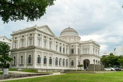 National Museum of Singapore stock images