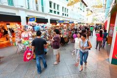 Singapore: Shopping mall Royalty Free Stock Photo