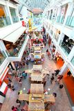 Singapore: Shopping mall Royalty Free Stock Images