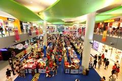Singapore: Shopping Royalty Free Stock Photos