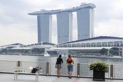 Singapore sightseeing Stock Image