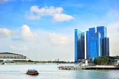 Singapore sightseeings Royalty Free Stock Image