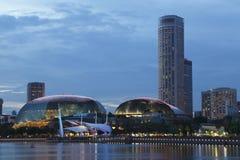 Singapore Skyline 2 Stock Photography