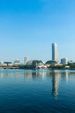 Singapore skyline day Royalty Free Stock Images