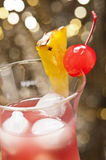 Singapore Sling Stock Photos