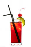 Singapore sling cocktail Royalty Free Stock Photography