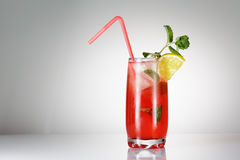 Singapore Sling Royalty Free Stock Images