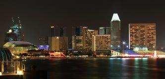 Singapore stad Royaltyfria Foton
