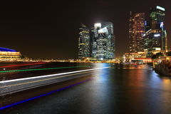 Singapore stad Arkivbilder