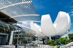 Singapore stad på dagen Royaltyfria Foton