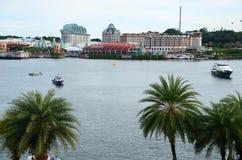 Singapore stadshorisont Arkivbild