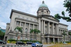 Singapore stadshus Fotografering för Bildbyråer