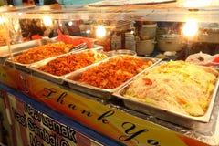 Singapore : Street food Royalty Free Stock Photo