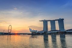 Singapore Royalty Free Stock Images