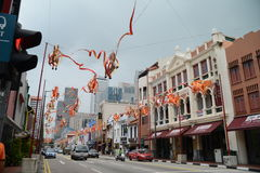 Singapore, 24th of December 2013 Stock Photo